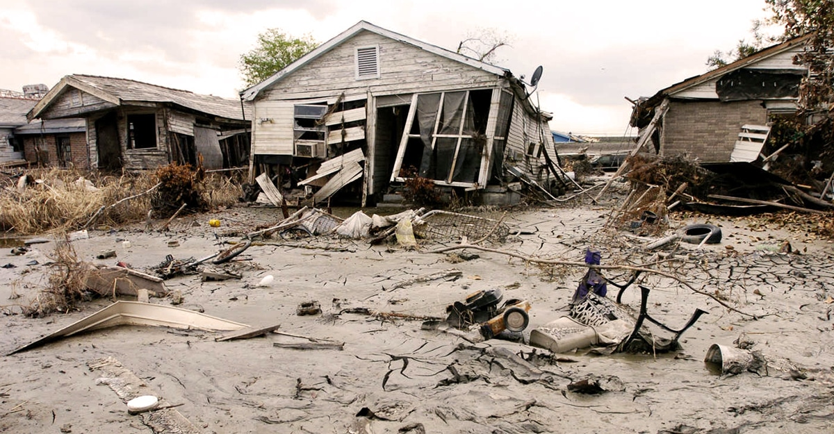 Press Release: DriveSavers Offers Data Recovery For Hurricane Katrina Victims