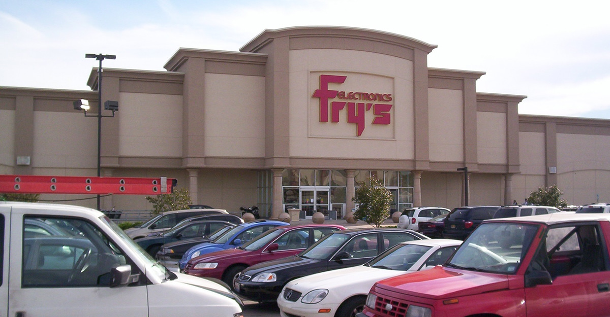 Press Release: DriveSavers Services Offered In All Fry's Superstores