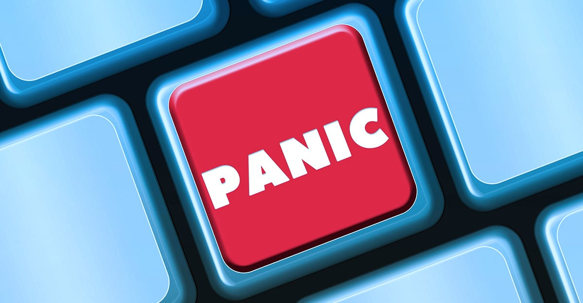 "An IPhone ""Kernel Panic"" Creates A Panic"
