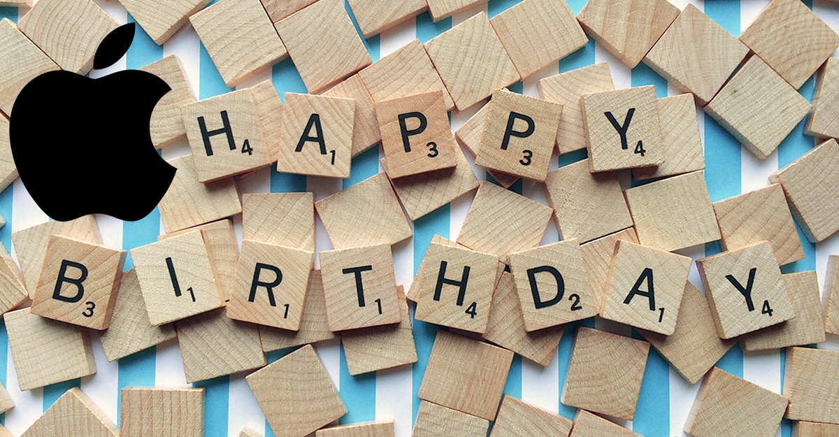 , Happy Birthday: The Apple Mac Turns 30