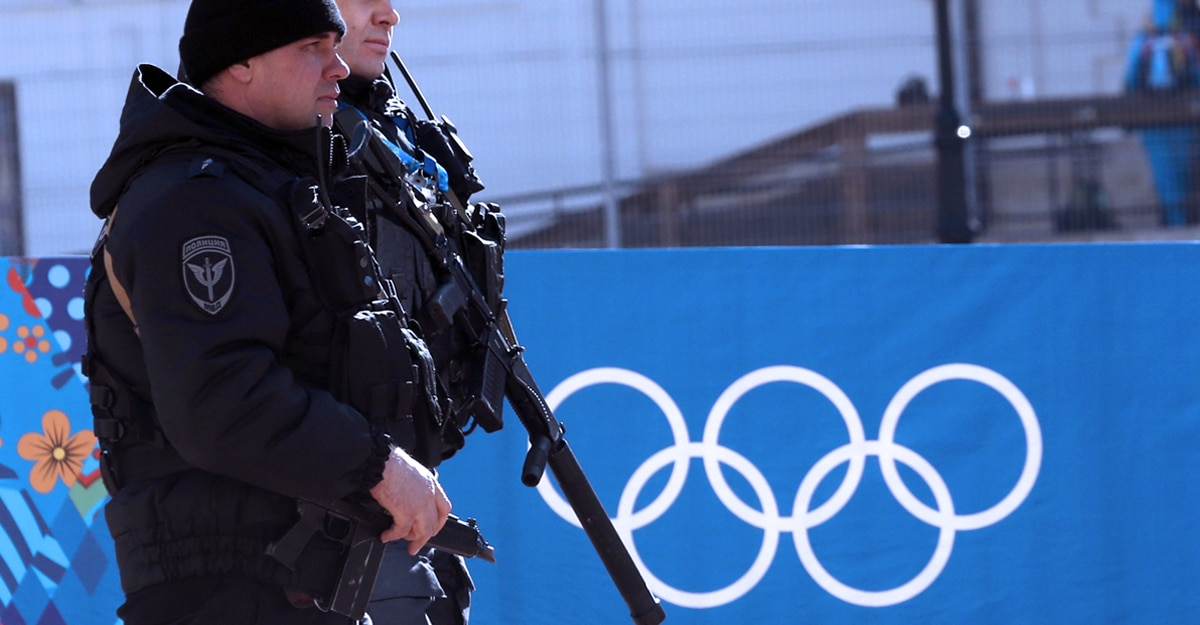 , Take Sochi Security Seriously