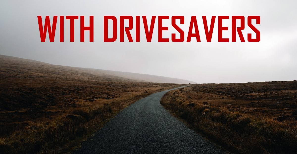 On The Road With DriveSavers