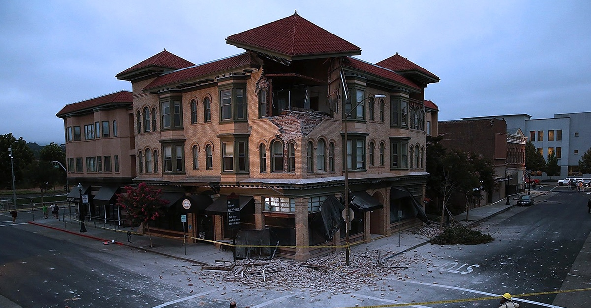 DriveSavers Offers Data Recovery Relief To Victims Of Earthquake Near Napa, CA