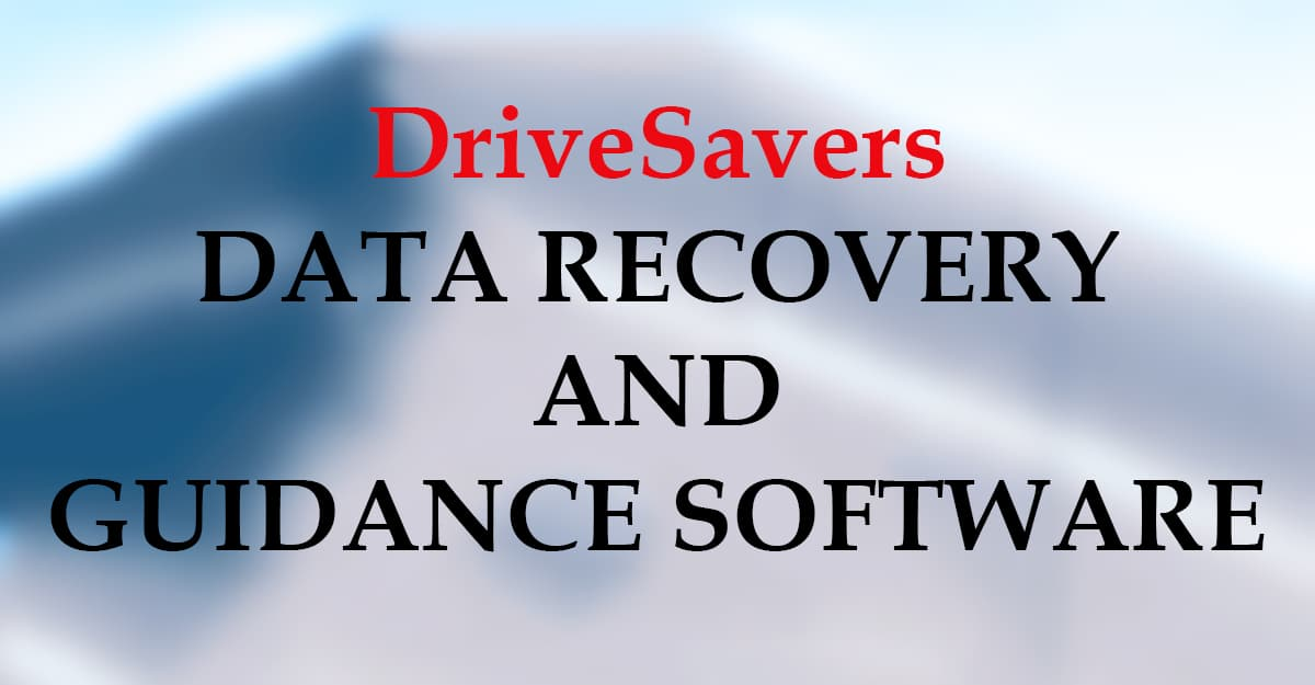 , DriveSavers Data Recovery and Guidance Software to Present at CEIC 2014