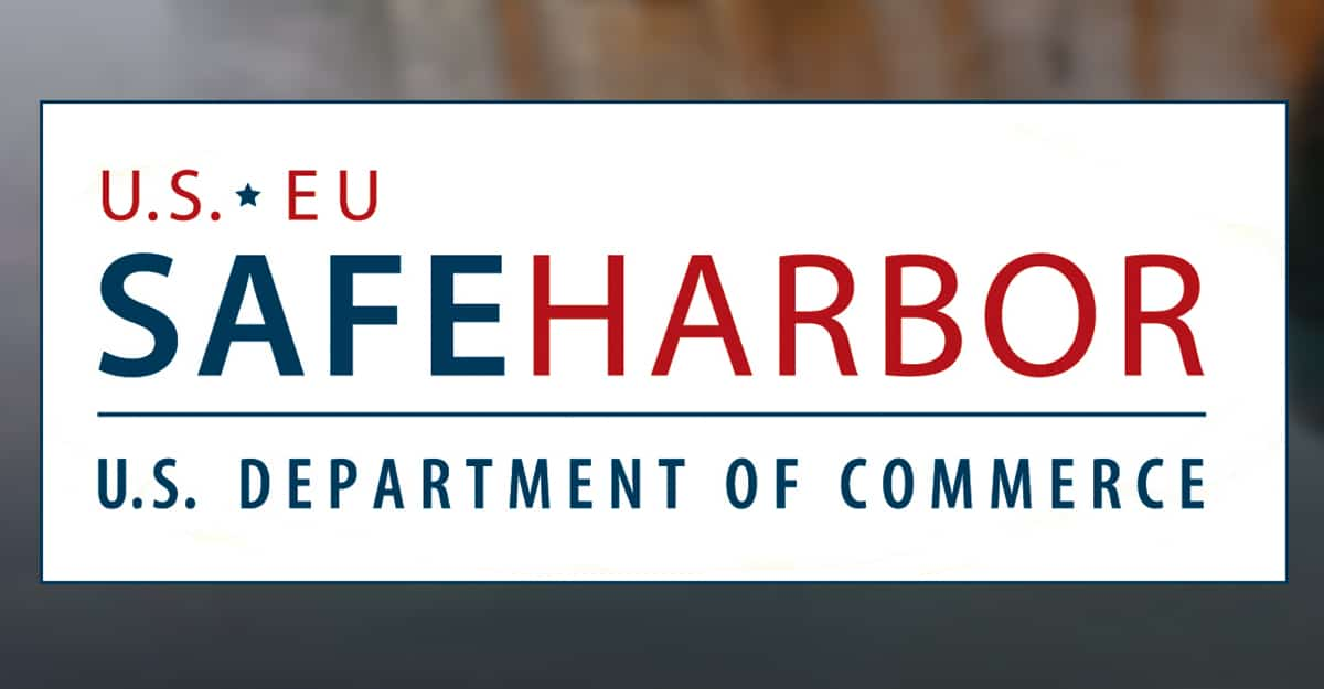 New Safe Harbor Agreement Needed