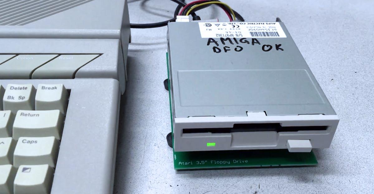Digital Trends: Gene Roddenberry's Floppy Disk Stash Decrypted After 30 Years