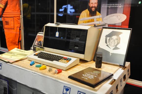 Gene Roddenberry's computer