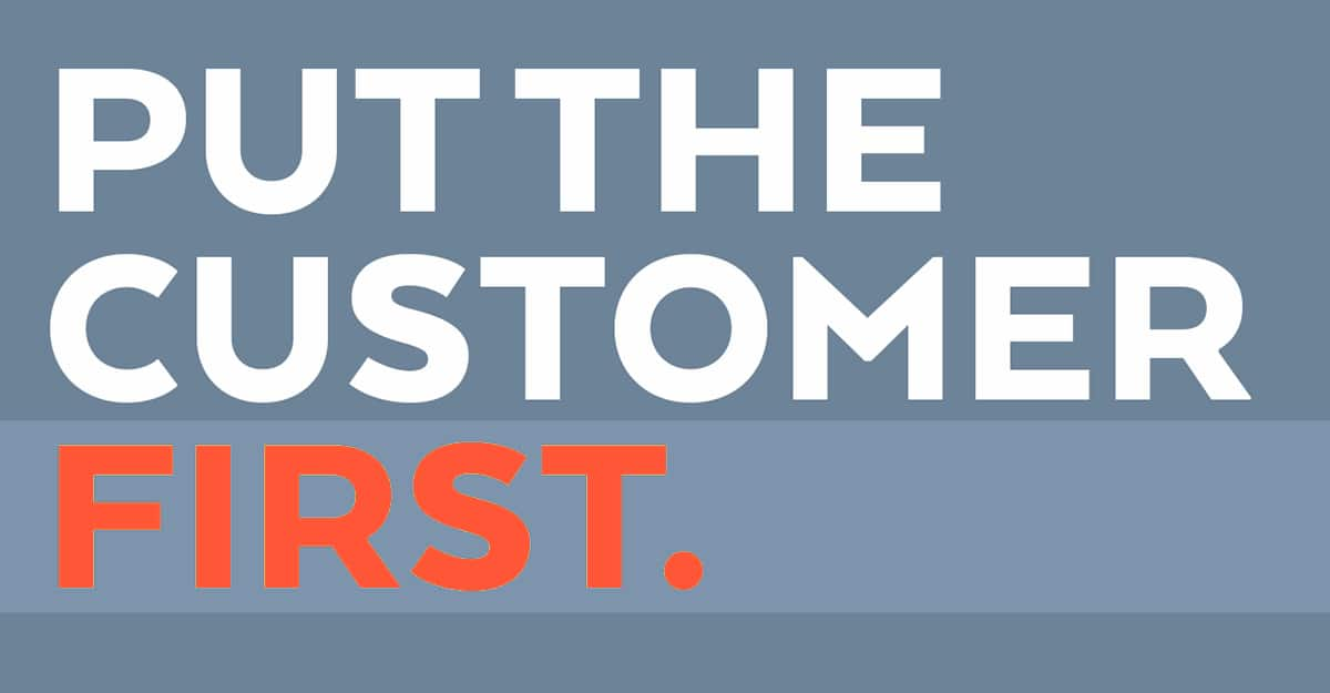 TheFuture.TV: Putting The Customer First Is Good Business