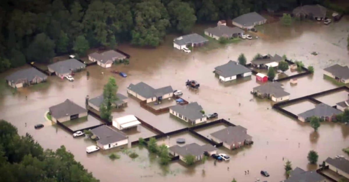 DriveSavers Offers Data Recovery To Residents Impacted By Louisiana Flooding