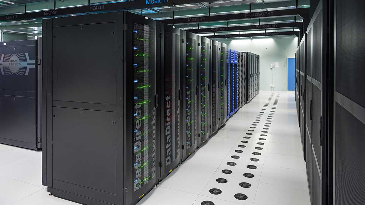 RAID Servers In High Performance Computing Center