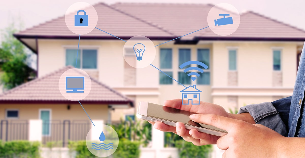 Danger Lurking Inside Smart Houses