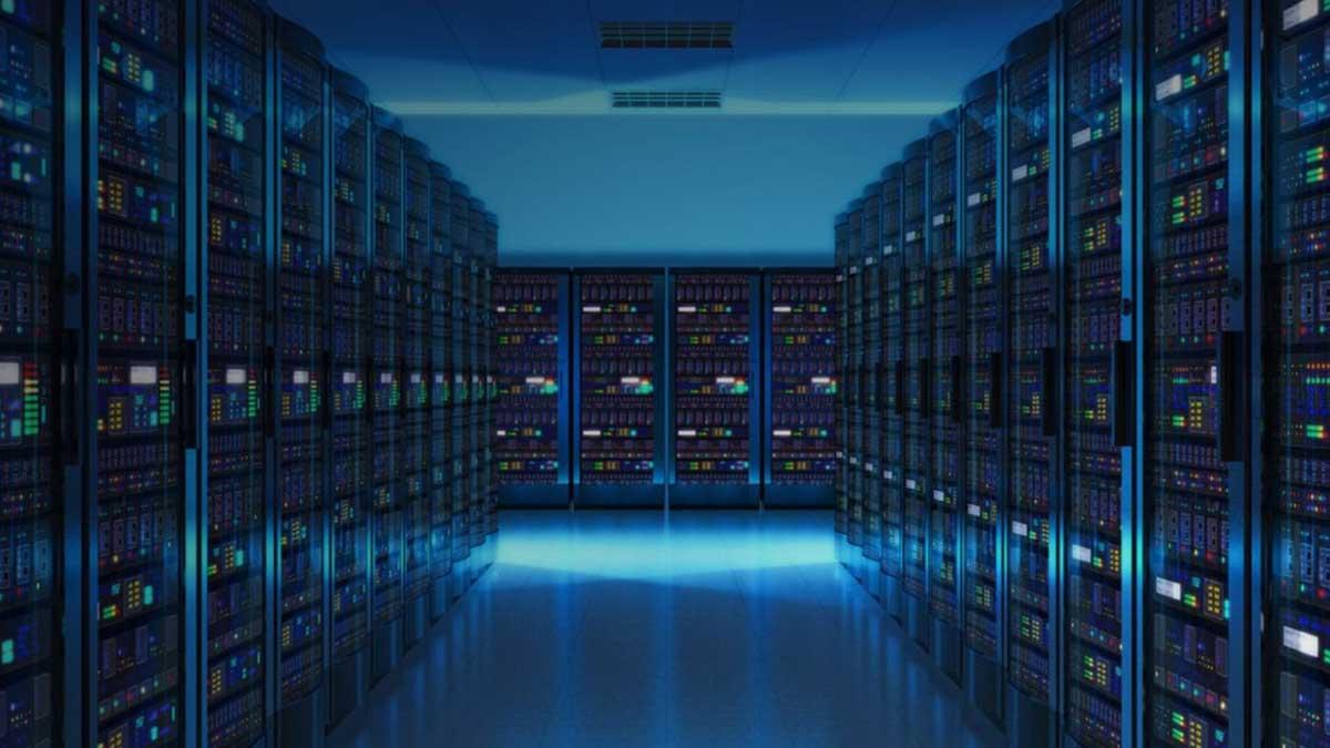 RAID Server Room