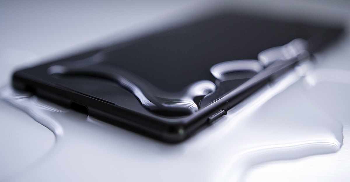 , Quartz Media: A California business is offering free data recovery for wet phones damaged in Hurricane Harvey