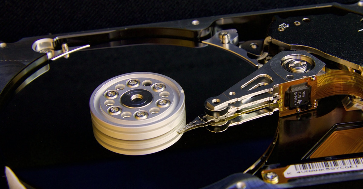 Your Hard Drive Will Fail. You Should Have A Backup Plan.