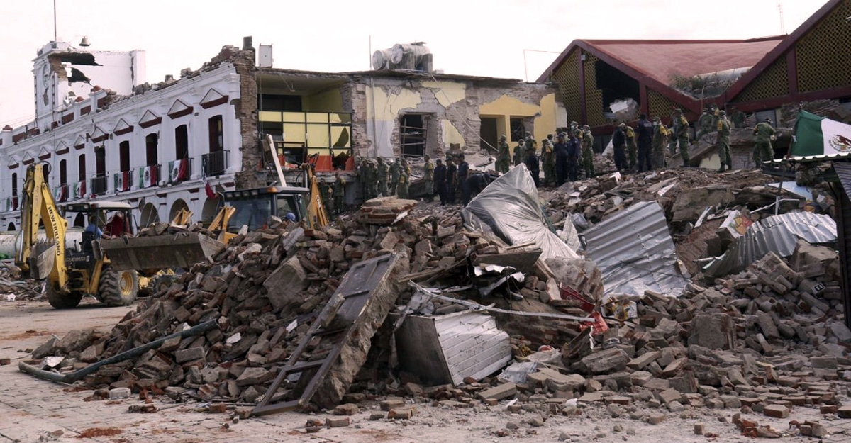 DriveSavers Offers Discounted Data Recoveryto Mexico Earthquake Victims