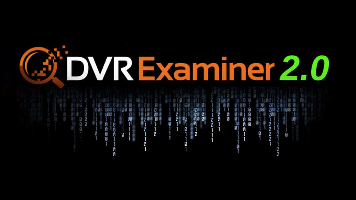 DVR Examiner User Certification