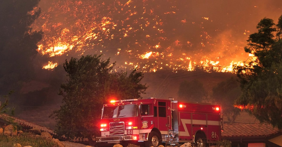 DriveSavers Employees Affected By Northern California Fires Offer Free Data Recovery
