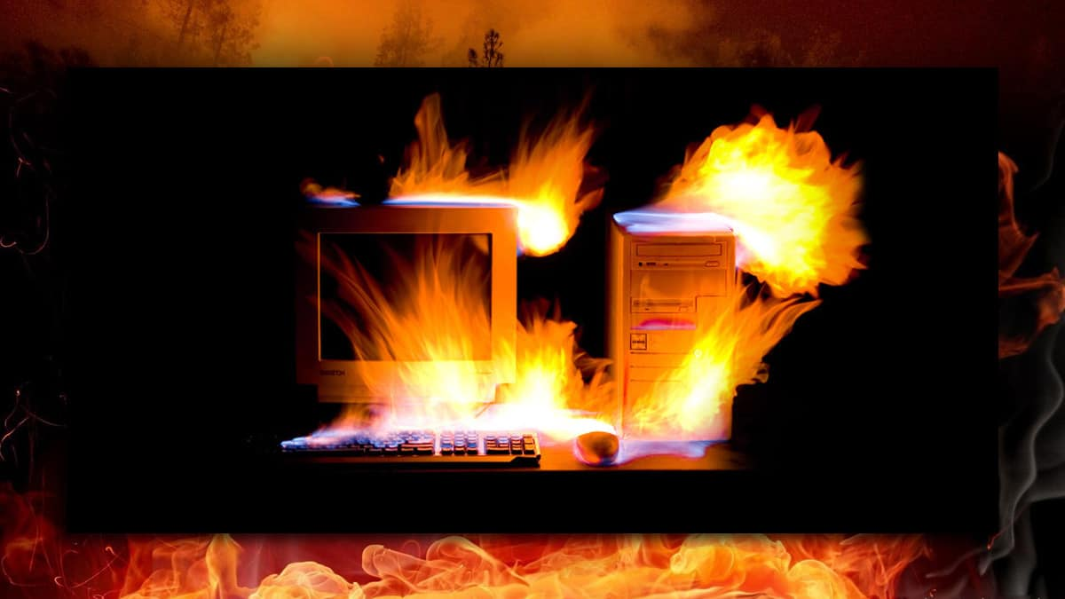 What To Do With Your Fire Damaged Device