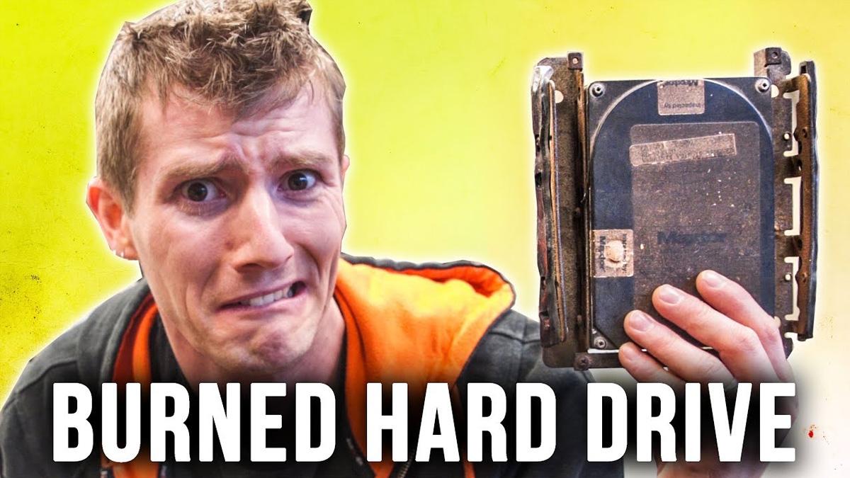 Linus Tech Tips DriveSavers Review