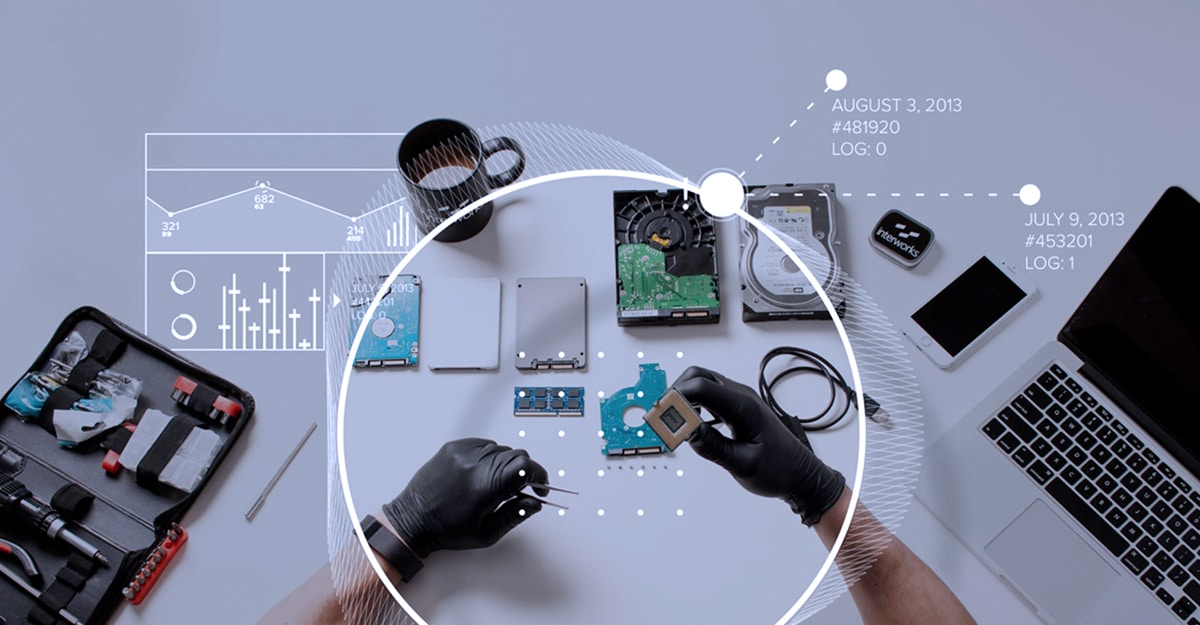 Digital Forensic Process—Presentation