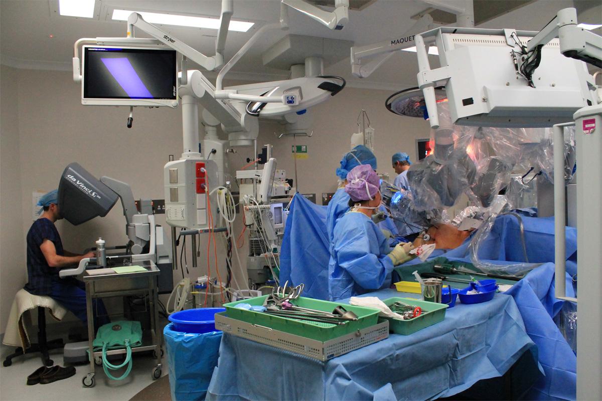 Houston Medical Data Technology