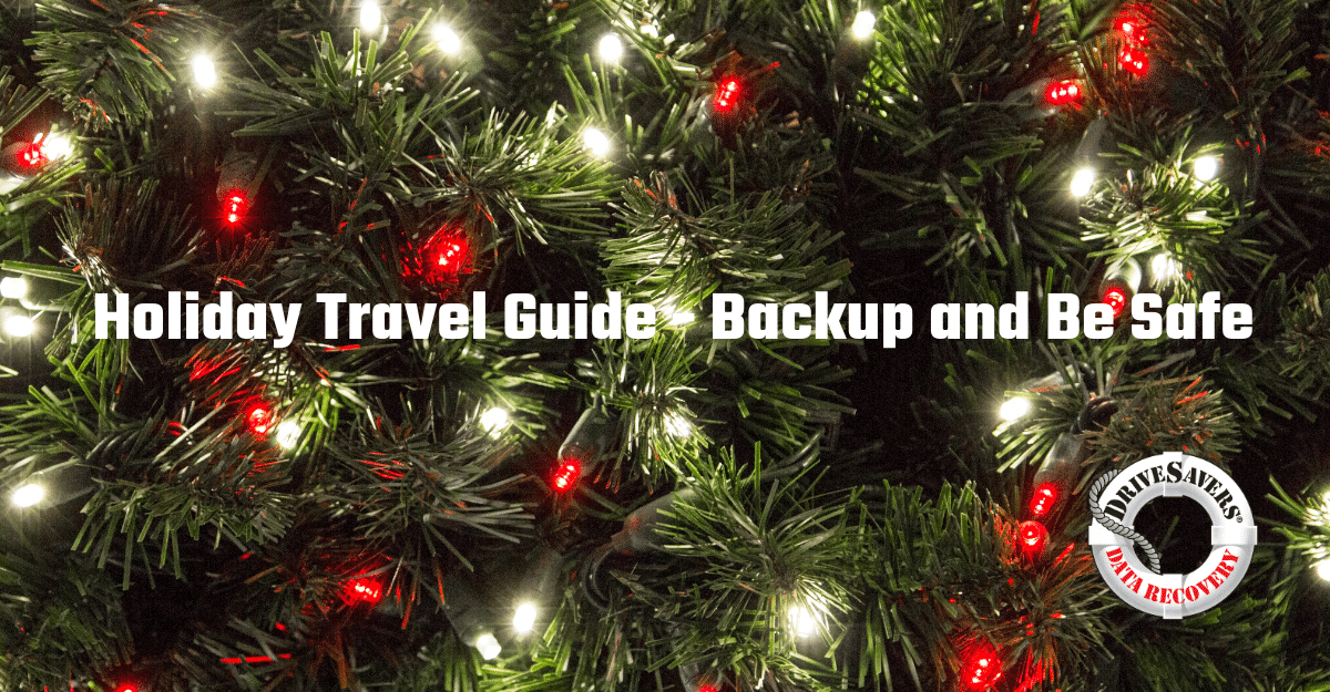 Holiday Backup Guide
