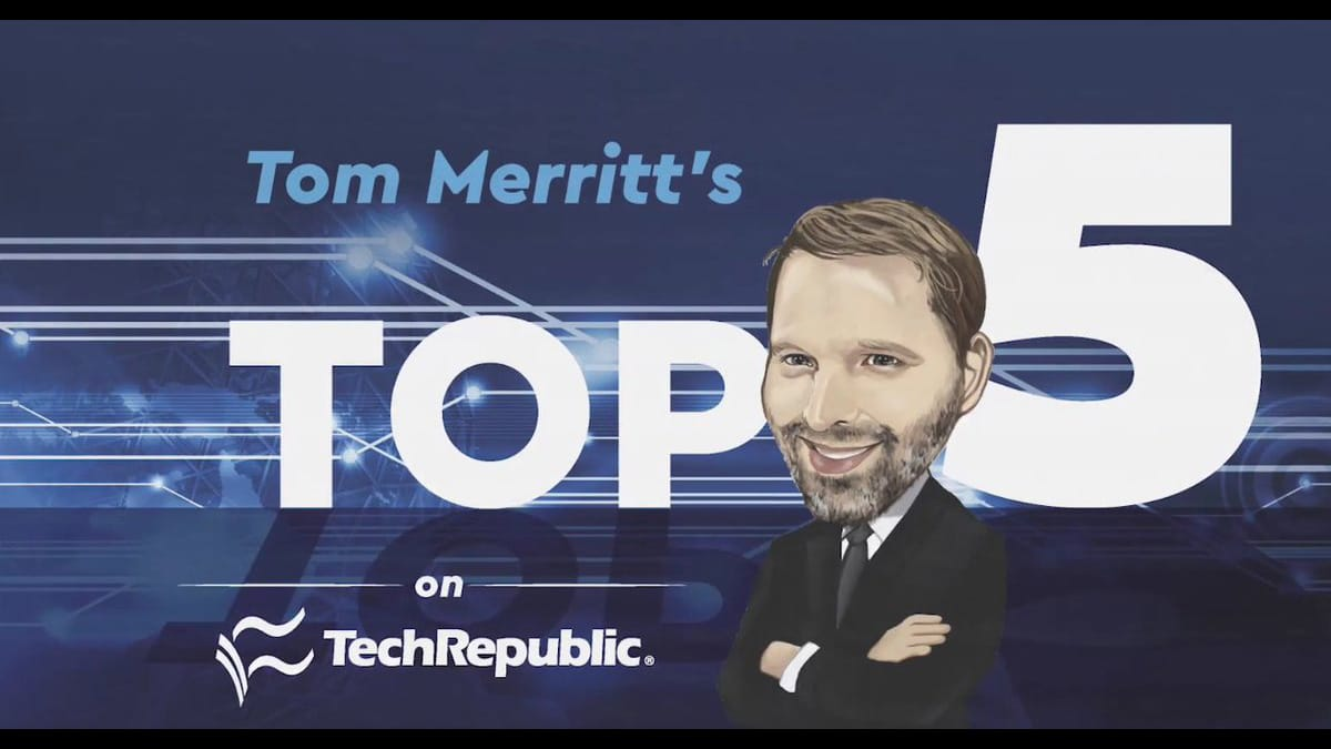 Tom Merrit of TechTarget shares his top five data recovery tips