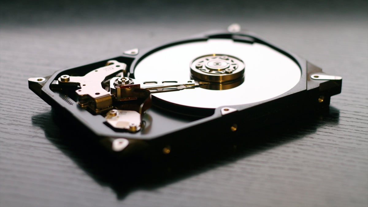 Hard Drive Data Recovery Repair