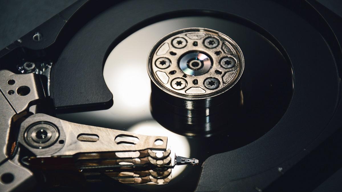 hard drive failure,