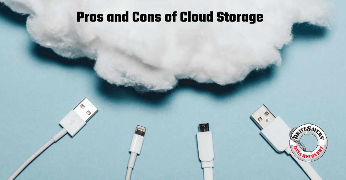 Pros And Cons Of Using The Cloud To Backup Your Data