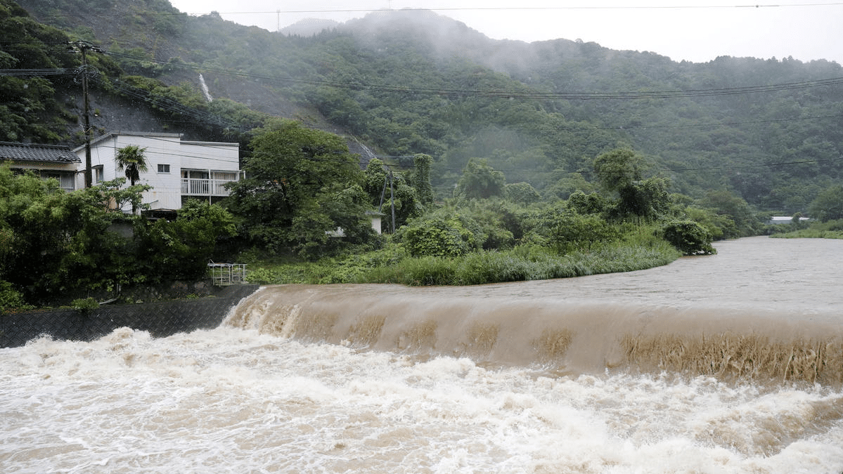 Data Recovery For Japan Flood Victims
