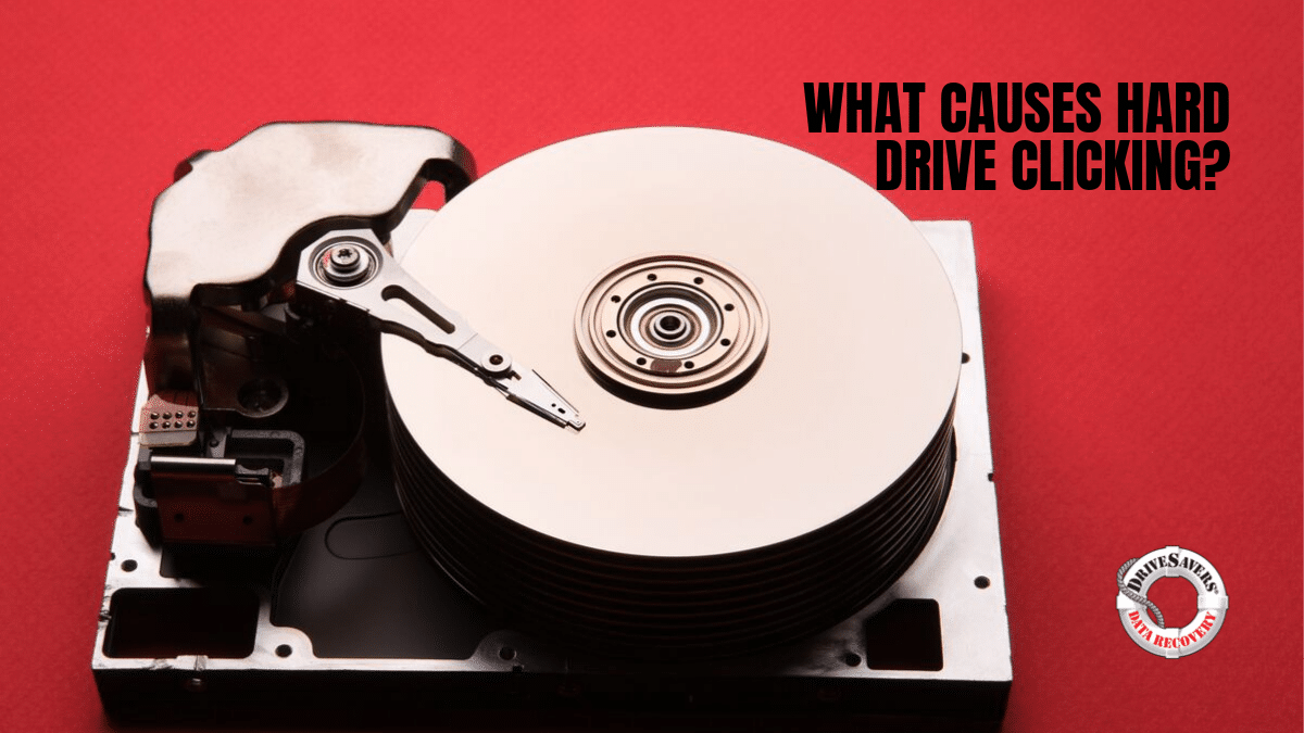 What Causes Hard Drive Clicking?