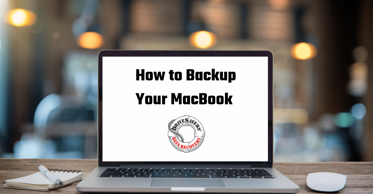 Future of data storage, How to Backup a Macbook