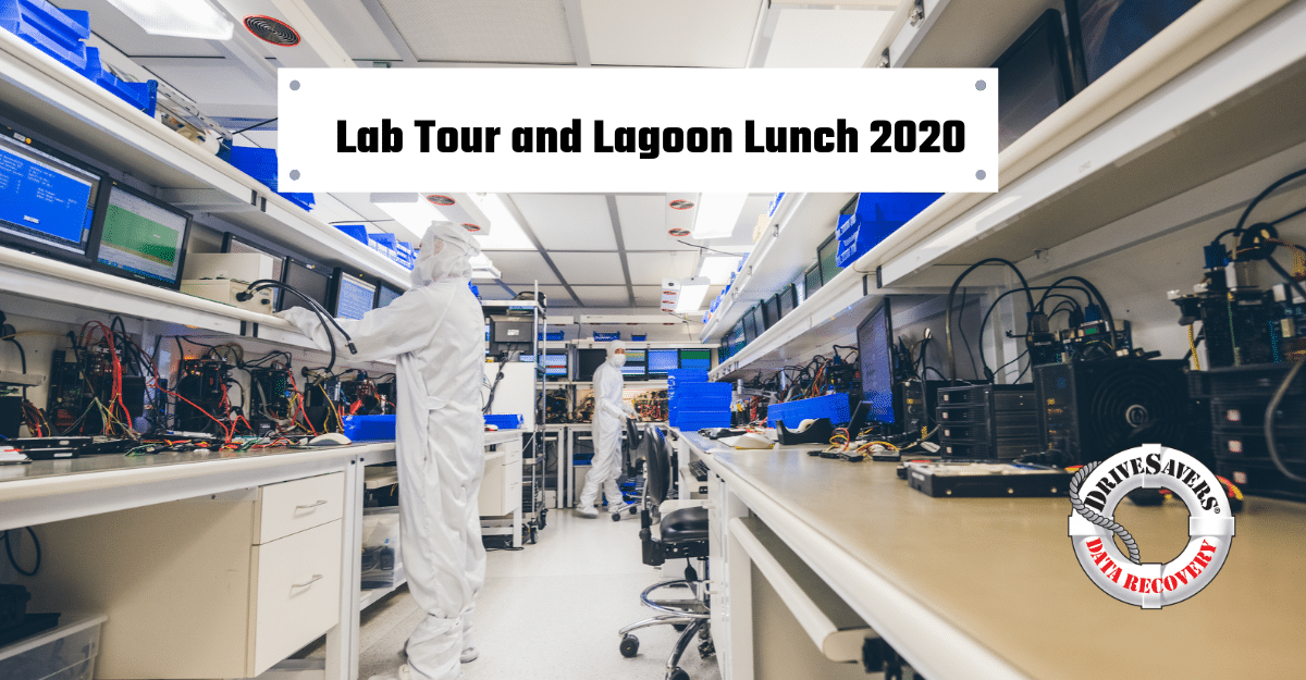 DriveSavers Lab And Lagoon Luncheon 2020