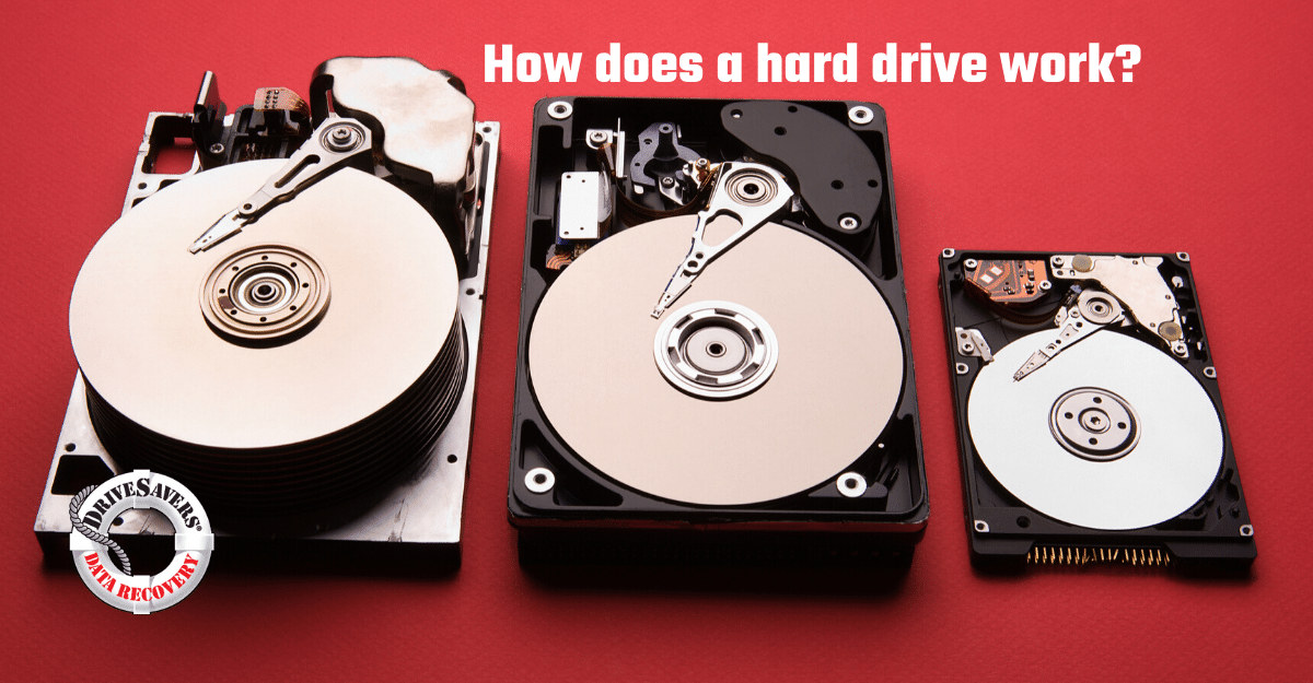 How Does A Hard Drive Work?