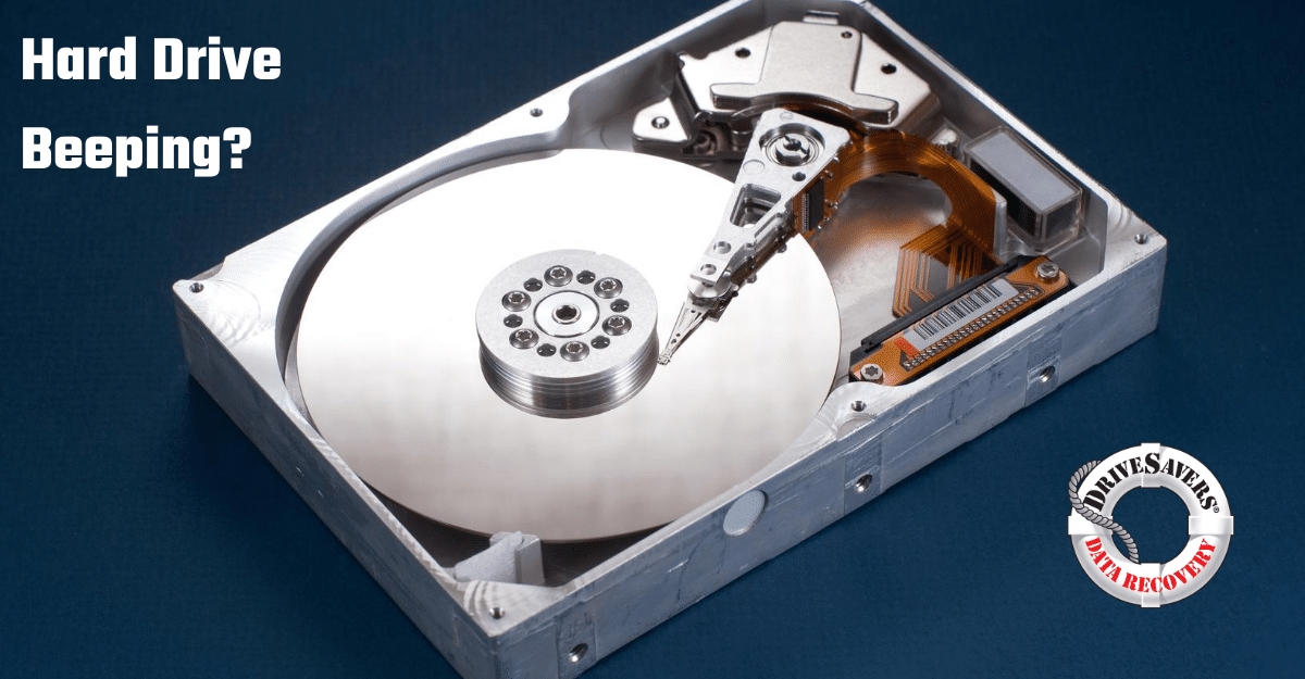 Everything You Need To Know About Hard Drive Beeping