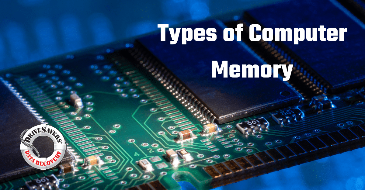What Is Computer Memory?