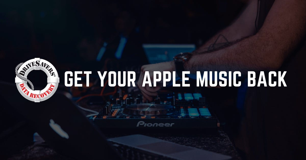 How To Restore An Apple Music Library